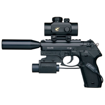 Gamo PT-80 Tactical 4,5 мм