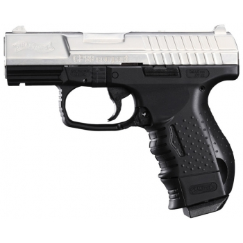 Umarex Walther CP99 Compact никель. затвор 4,5 мм