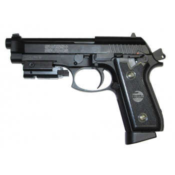 Swiss Arms P 92 с ЛЦУ 4,5 мм