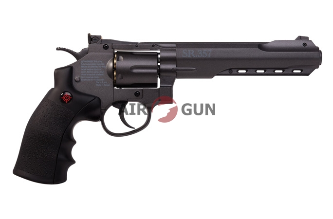 Crosman SR357 Black 4,5 мм